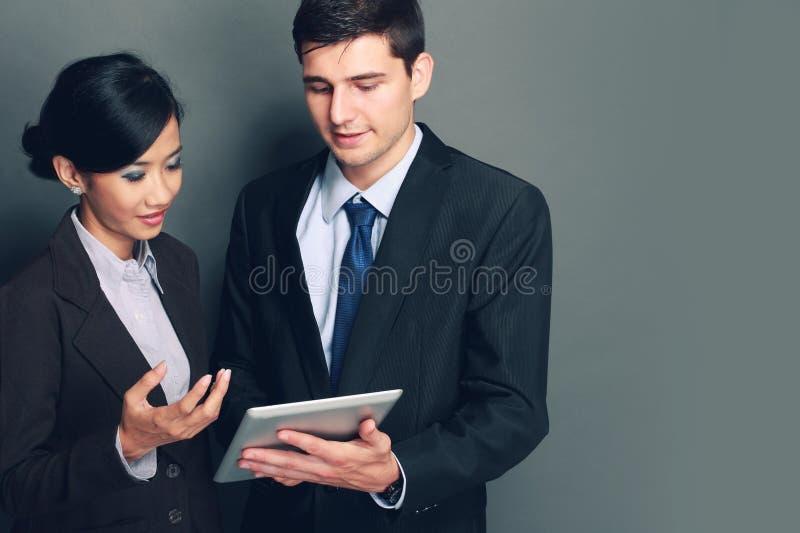 люди деловой встречи стоковые изображения rf