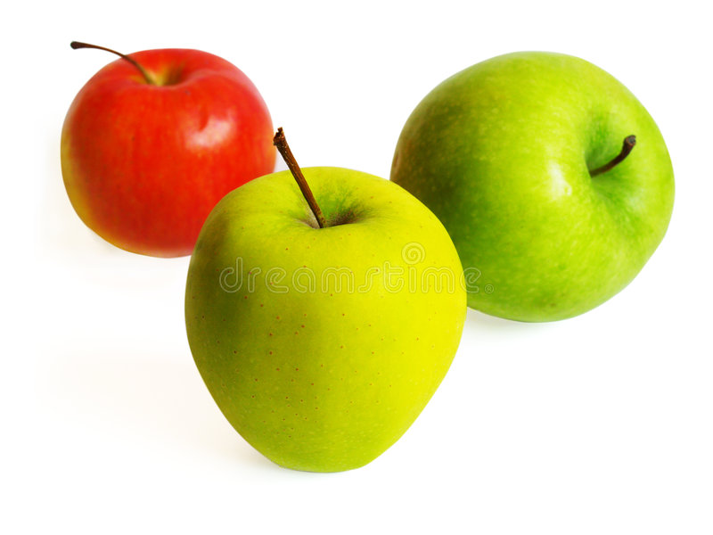 яблоки белые стоковые изображения rf
