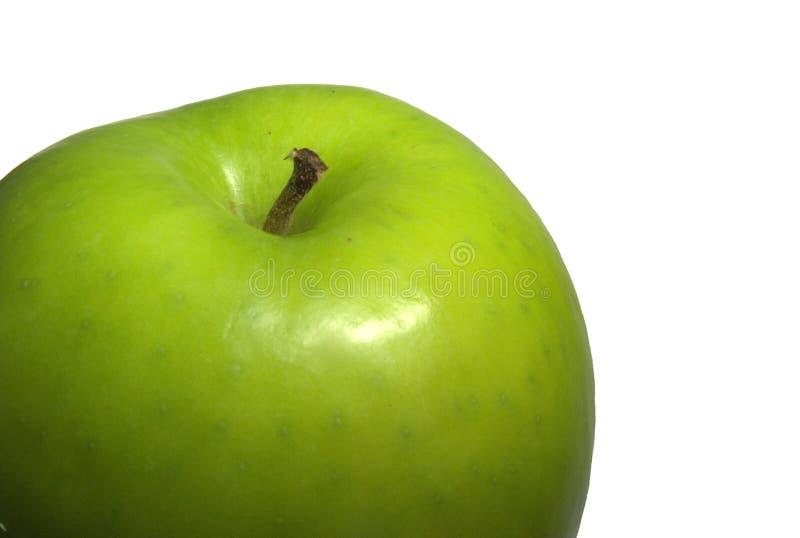 Download яблоко - изолированный зеленый цвет Стоковое Фото - изображение насчитывающей плодоовощ, бабушка: 478058
