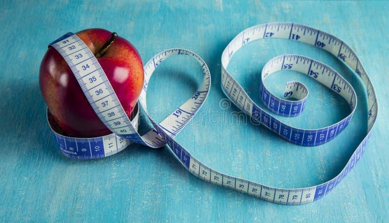 Яблоко один из самых полных и самых здоровых известных плодов стоковое фото