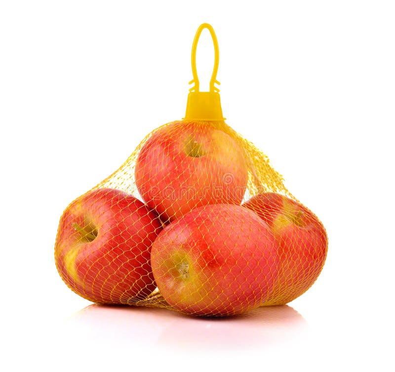 картинка яблоки в сетке
