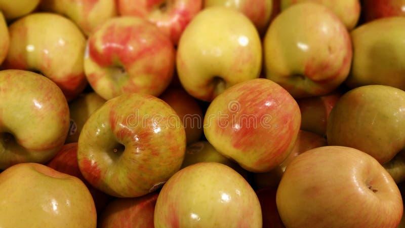 Яблоки хрустящей корочки меда стоковые фото