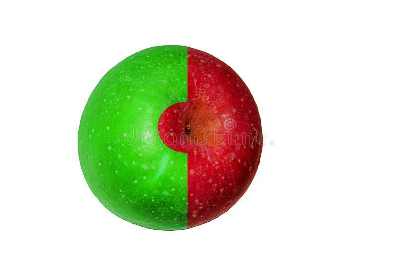 Download яблоко цветастое стоковое изображение. изображение насчитывающей цветасто - 40579229
