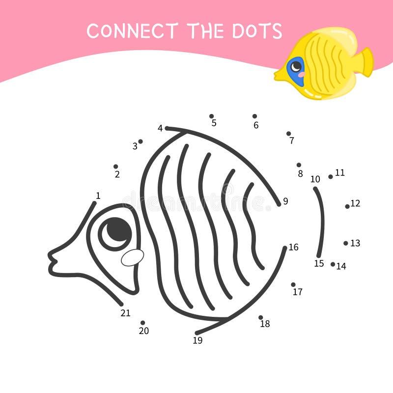 Ягнит воспитательная игра иллюстрация вектора