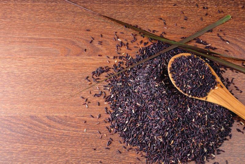 Ягода риса органическая для здоровья стоковые изображения
