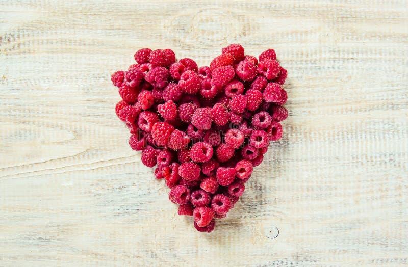 ягоды поленики дом Селективный фокус стоковые изображения rf