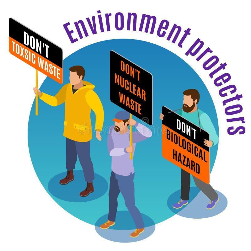 Ядовитые отходы рискуют равновеликую предпосылку иллюстрация штока