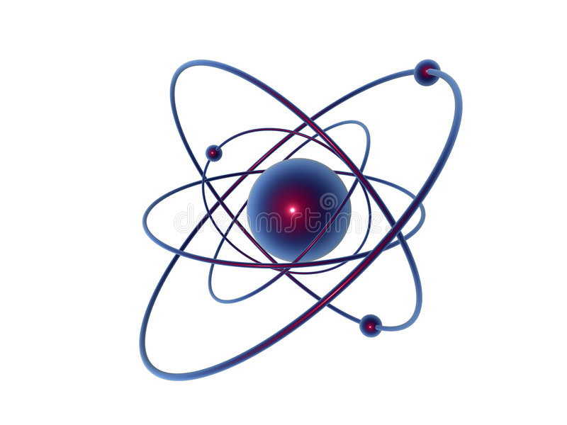 ядро иллюстрация штока
