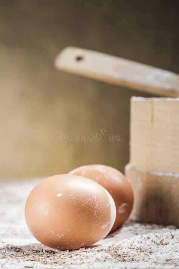 яичка хлебопекарни стоковые фотографии rf