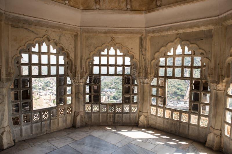 Янтарная красота форта стоковое изображение rf