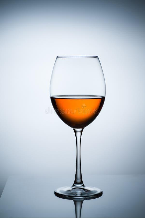 Янтарное вино стоковые фото