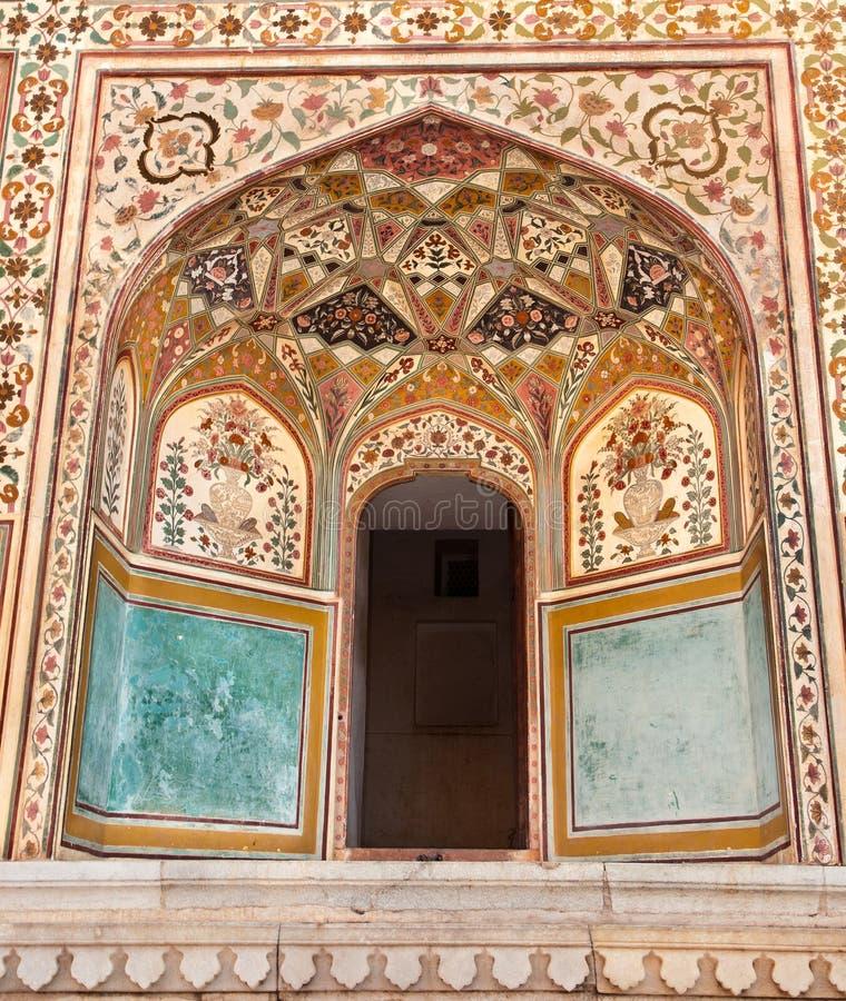 янтарный дворец шлюза стоковая фотография