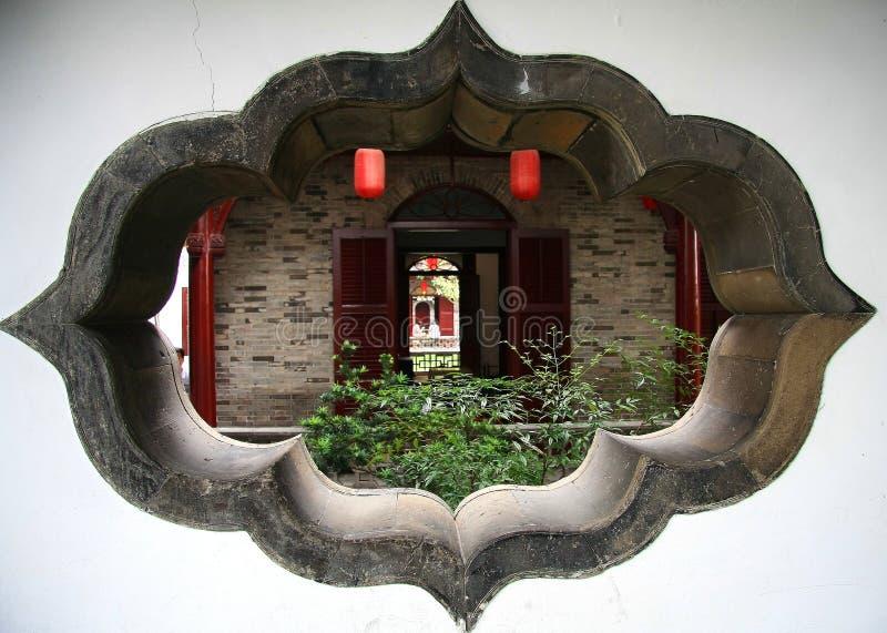 Янчжоу, jiangau, фарфор стоковые фото