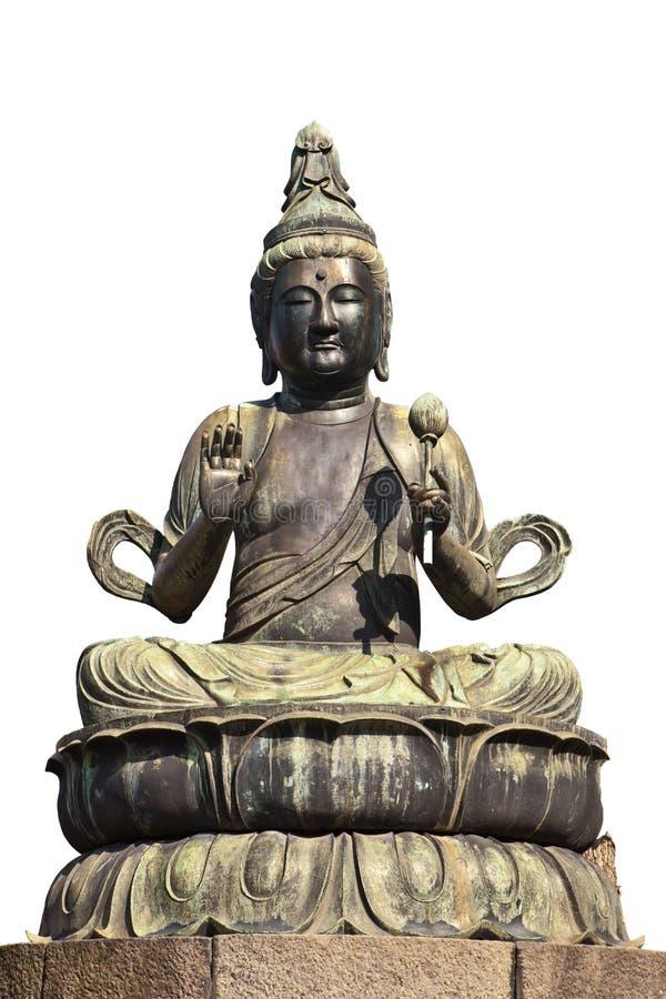 Download японец Будды стоковое фото. изображение насчитывающей exoticism - 18386038