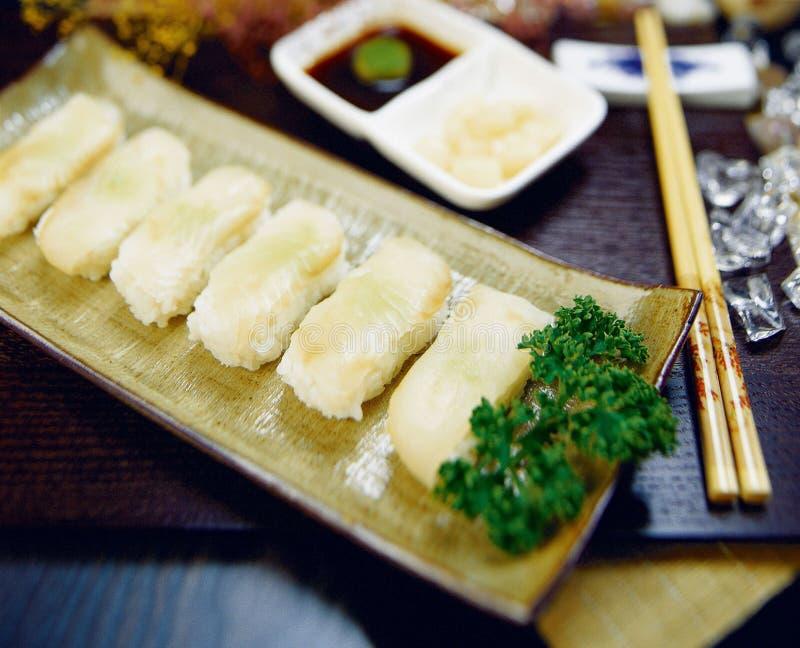 японец еды стоковое изображение