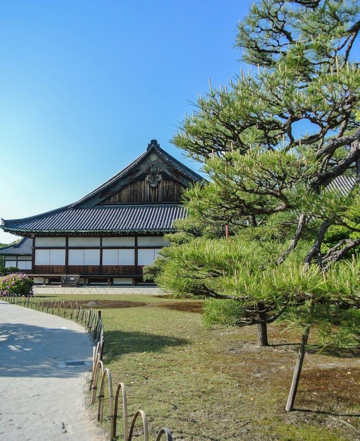 Японец имперский в Киото стоковое фото rf