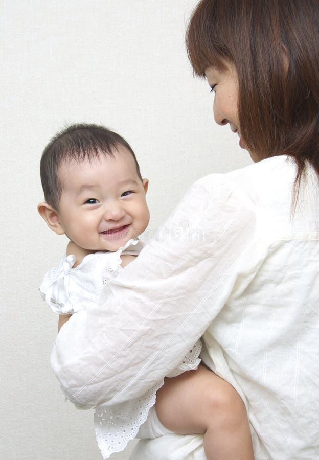 японец младенца стоковые изображения rf