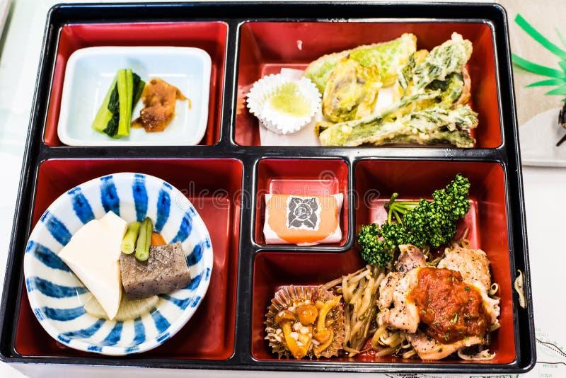 Японец Bento стоковое фото