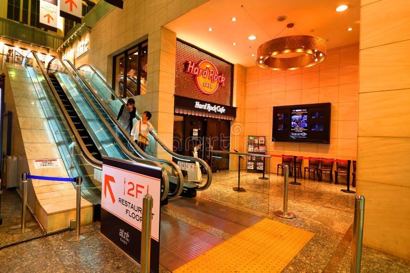 Япония: Hard Rock Cafe стоковые изображения rf
