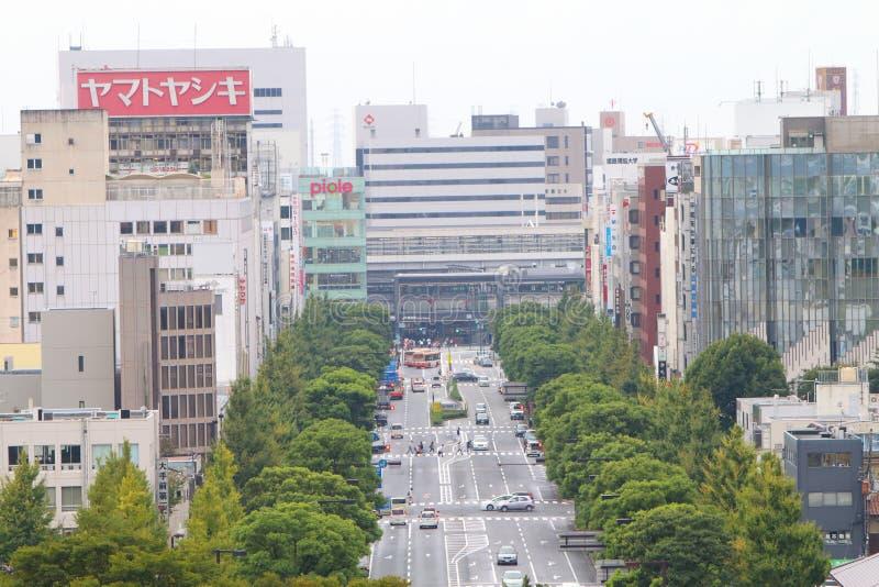 Япония: Himeji стоковые фотографии rf