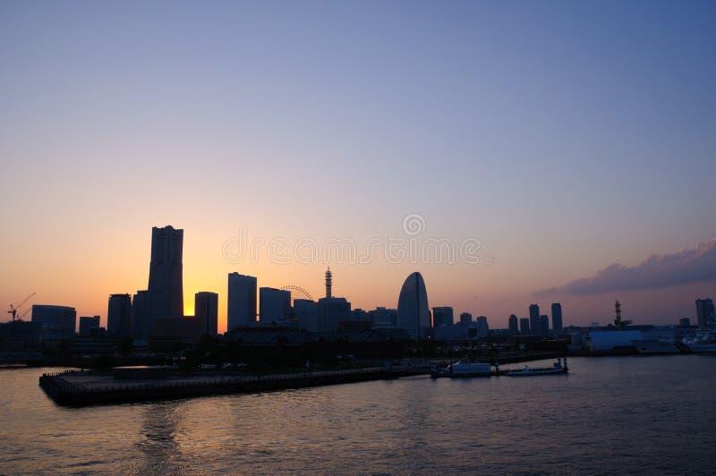япония yokohama стоковое фото rf