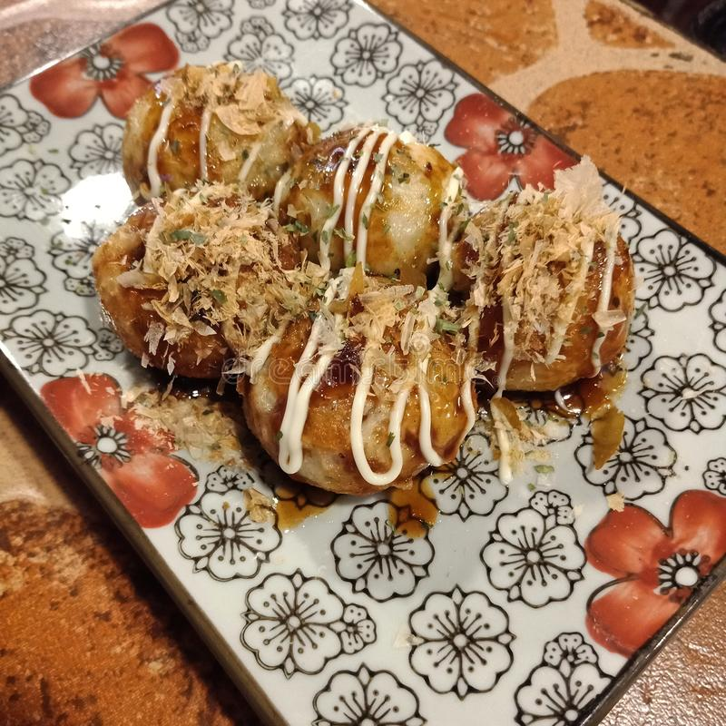Японская еда стоковые изображения