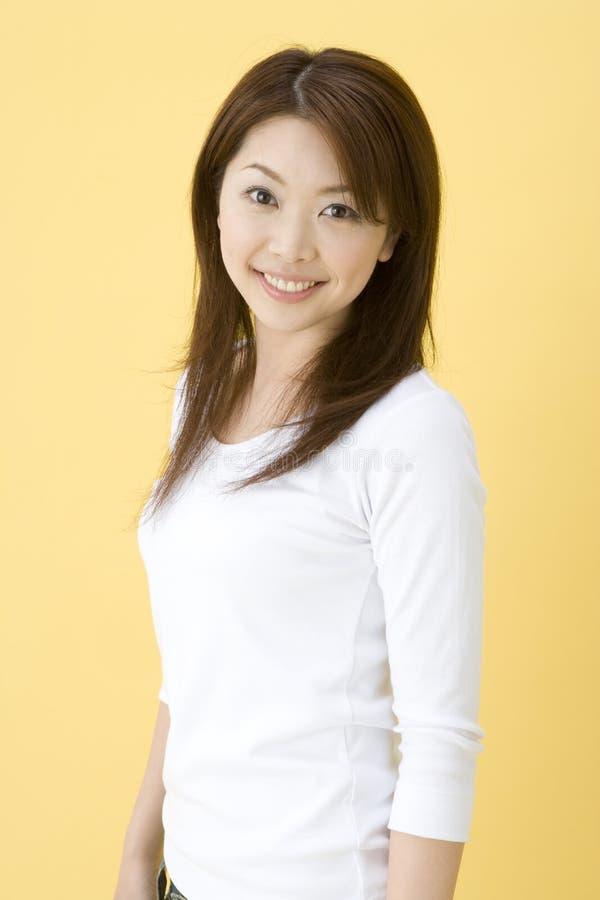 японская сь женщина стоковое фото