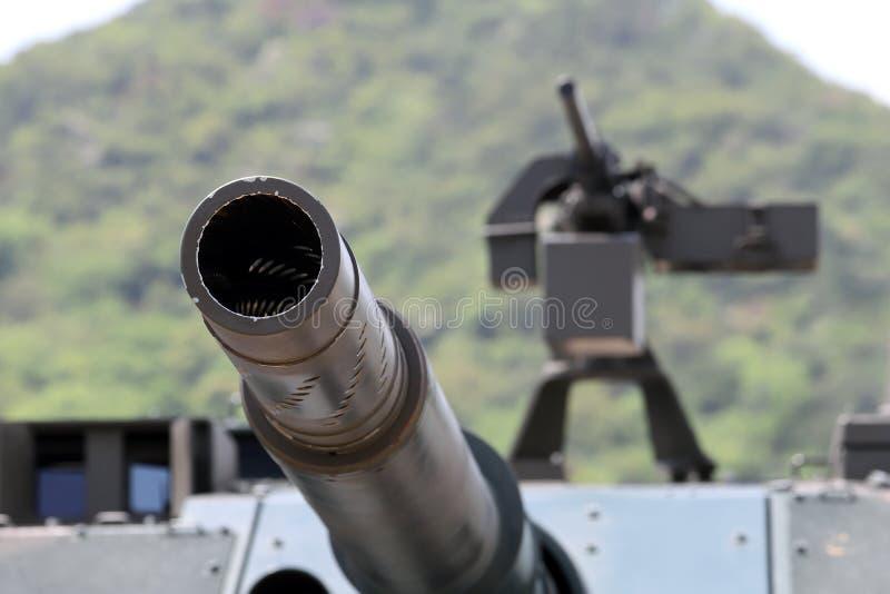 Японский воинский карамболь танка стоковая фотография