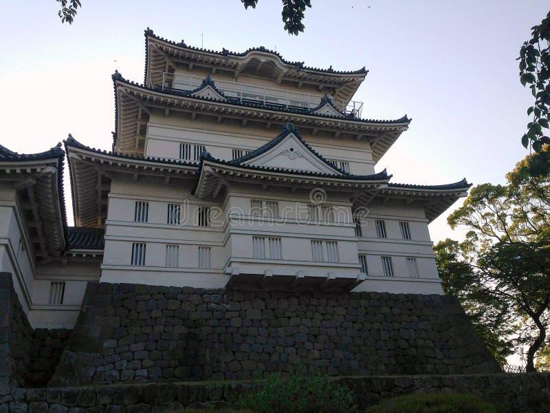 Японский замок стоковое фото