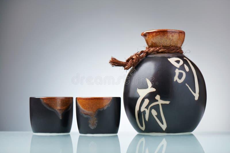японский комплект ради стоковое фото rf