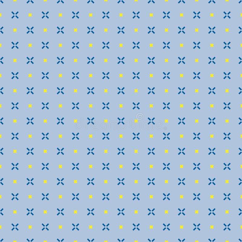 Японский орнамент sashiko Азиатские мотивы вышивки бесплатная иллюстрация