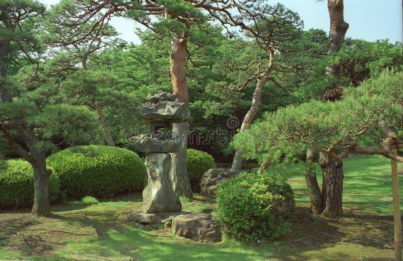 Download японский тип стоковое фото. изображение насчитывающей shrubs - 89704
