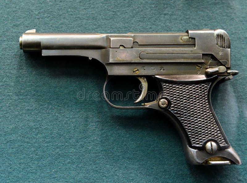 Японское ` Nambu ` оружия стоковое фото rf