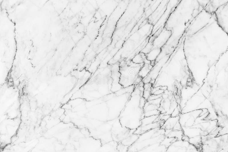 Яркая естественная мраморная картина текстуры для роскошного белого backgroun стоковая фотография rf
