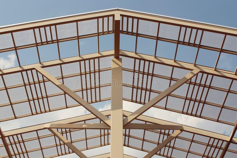 яркая крыша стоковое изображение