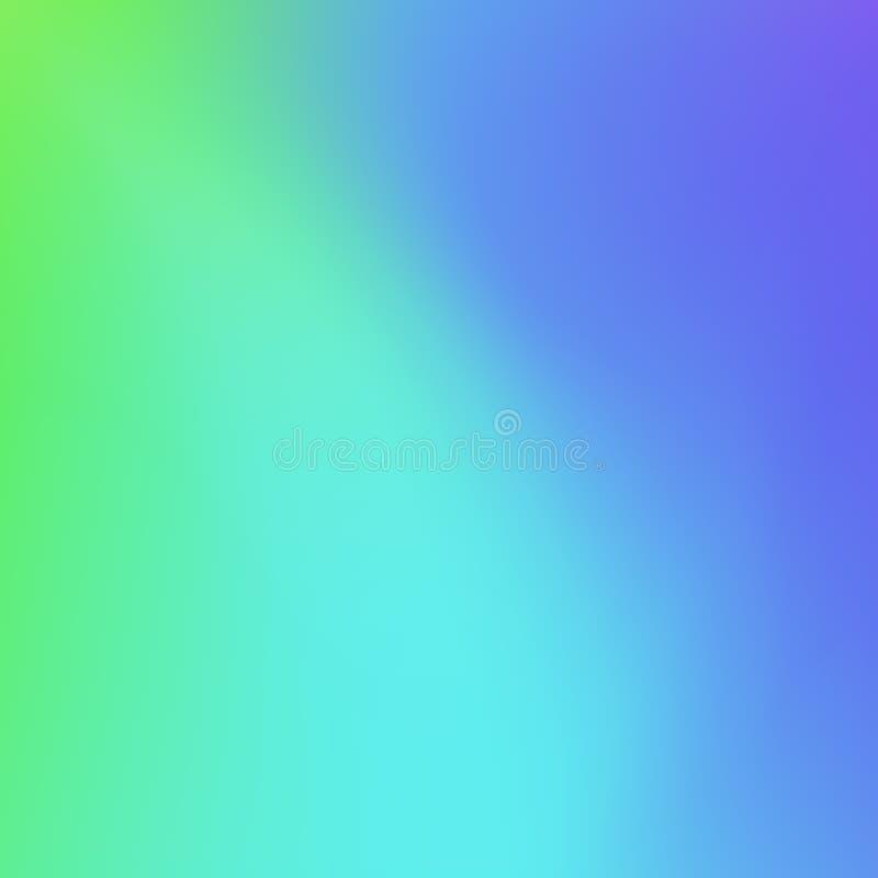 Яркая предпосылка конспекта градиента цветов Ровный цвет бесплатная иллюстрация