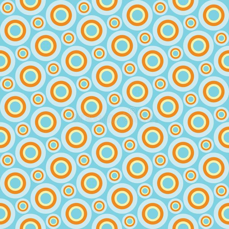 яркие круги иллюстрация вектора
