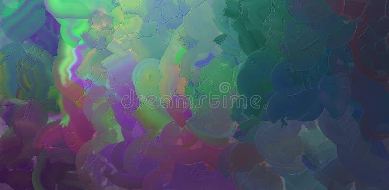 Яркие пятна акварели стоковые изображения rf