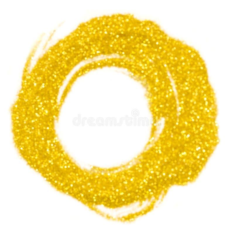 Яркий блеск золота стоковое изображение rf