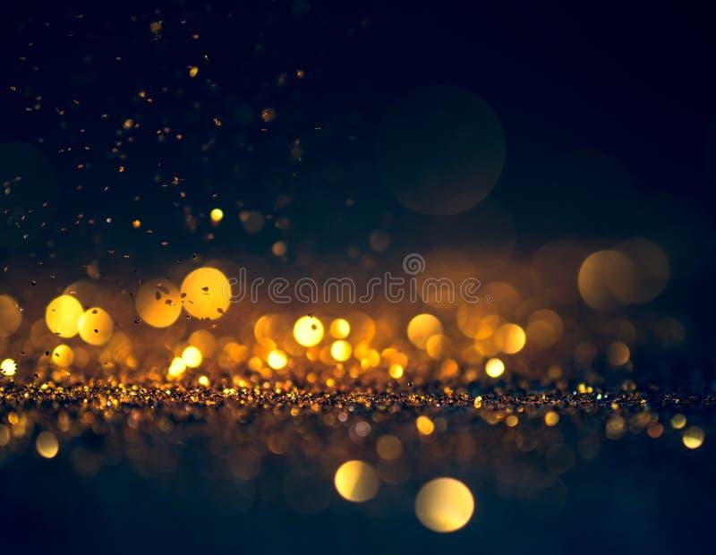 яркий блеск освещает предпосылку grunge, яркий блеск defocused абстрактное Twi стоковая фотография