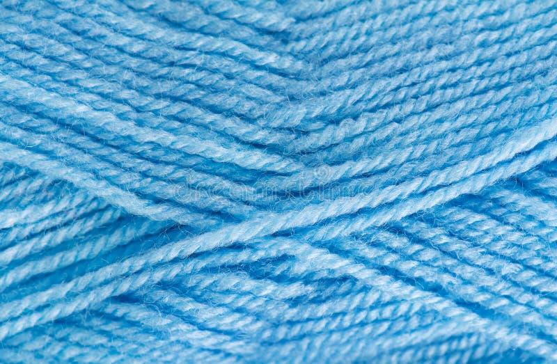 Ярко синяя пряжа пальтовая ткань двухсторонняя купить