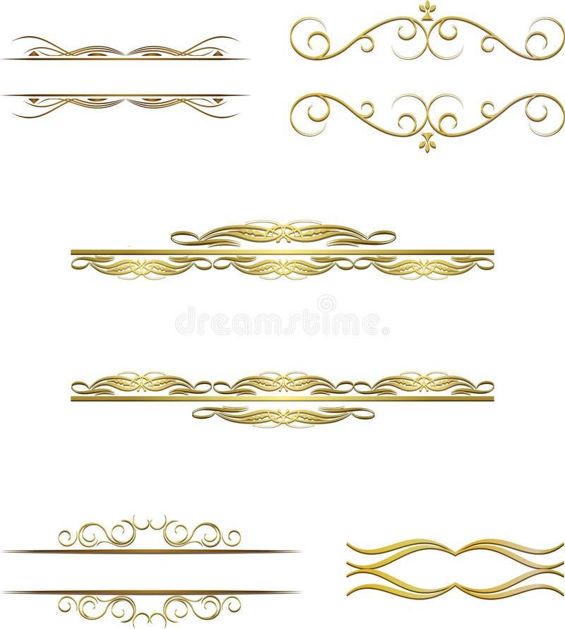 Ярлыки года сбора винограда вектора установленные иллюстрация вектора