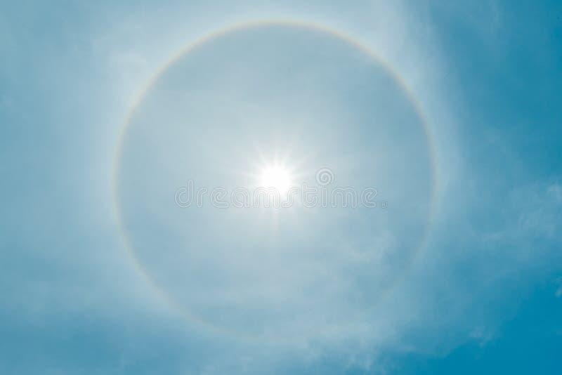 Ясная предпосылка голубого неба, облака с предпосылкой стоковое фото