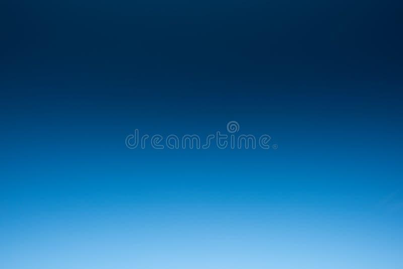 Ясное небо отсутствие неба облака, голубых и ясных для предпосылки стоковое изображение rf