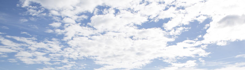 Ясное небо стоковое фото rf