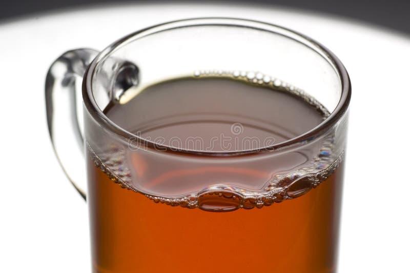 ясный чай стоковая фотография rf