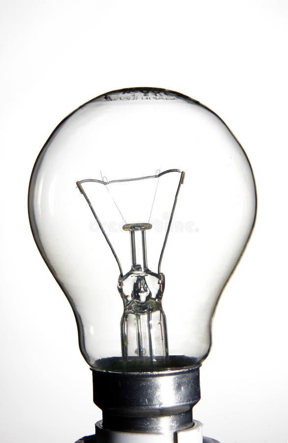ясный lightbulb стоковые изображения