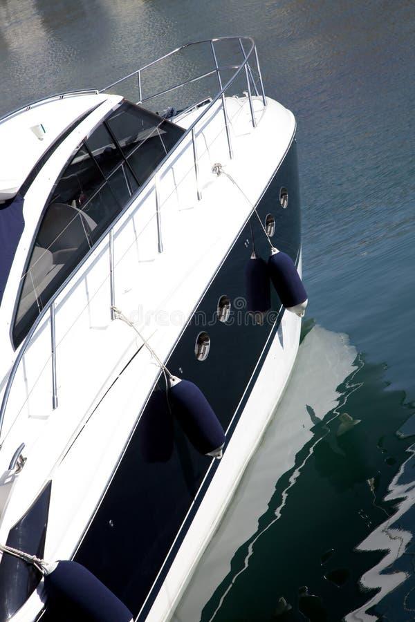 яхта воды стоковые изображения rf