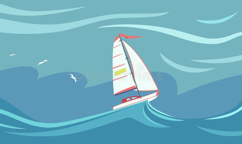 В Геленджике из-за шторма опрокинулась и затонула яхта | Видео ... | 476x800