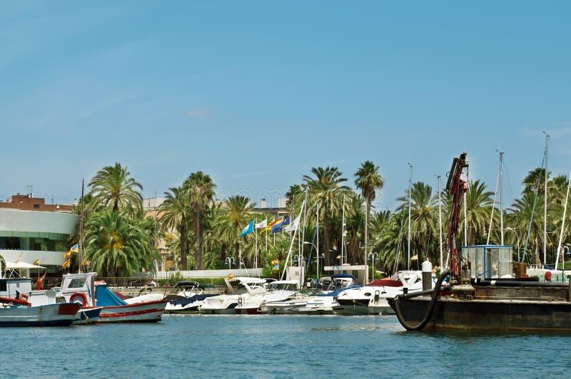 яхта клуба стоковое фото rf